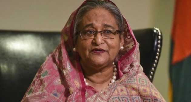 Expect no help from Trump on refugees fleeing Myanmar: Hasina