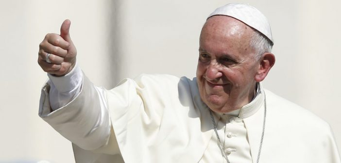 Pope wishes luck to Bangladesh
