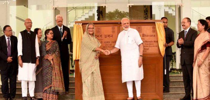 Bangladesh Bhavan to inspire shared resolve against terrorism: Modi